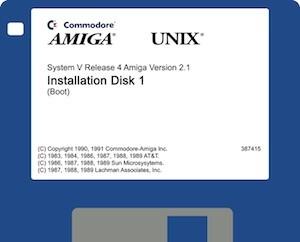 installation [Amiga Unix Wiki]